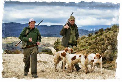 Dia de la caza en Coto Valdorba
